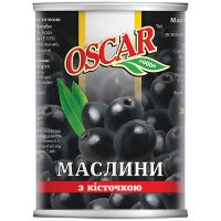 Маслини Oscar з/к 350г