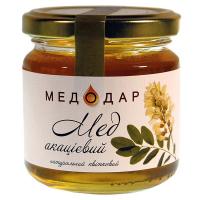 Мед Медодар Акацієвий натуральний квітковий 250г