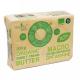 Масло Organic Milk Органічне Селянське солодовершкове 74,5% 200г