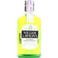 Віскі William Lawsons 40% 0,2л х6