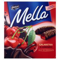 Цукерки Golpana Mella желе вишневе в шоколаді 190г