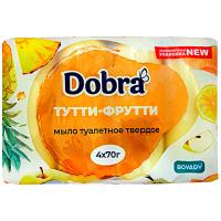 Мило Bovary Dobra Туті-Фруті 4*70г