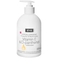 Мило Eva рідке Вітамін Е і D-пантенол 500мл