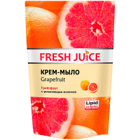 Мило Fresh Juice рідке з увл.молочком грейпфрут д/п 460мл