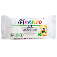 Мило господарське Maestro для дитячої білизни 125г