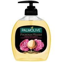 Мило рідке Palmolive Розкіш олій макадамія/півонія 300мл