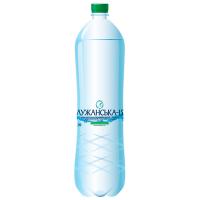 Мінеральна вода ТМ ECO Life Лужанська-15 с/г Україна 1,5л