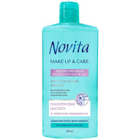 Міцелярна вода Novita для обличчя зволожуюча 200мл