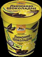 Морозиво Три ведмеді Лимонно-Шоколадне 500г х6