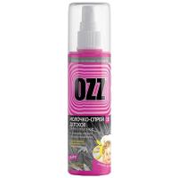 Молочко-спрей OZZ-7,5 Baby-захист дитячий від комарів 100мл
