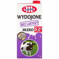 Молоко Mlekovita Wydojone без лактози 3.2% 1л