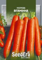 Насіння Морква столова Вітамінна 6 Seedera 2 г