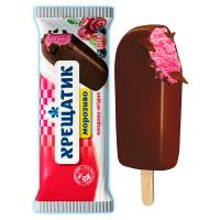Морозиво Хрещатик плодово-ягідне в конд.глазурі 80г
