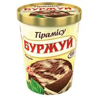 Морозиво Ласунка Буржуй зі смак. тірамісу 500г