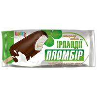 Морозиво ескімо пломбір Найкращі смаки Ірландіїї зі згущ.молоком Ласка 90г