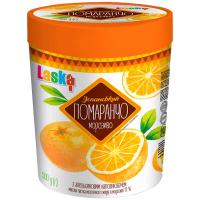 Морозиво Laska Помаранчо 500г