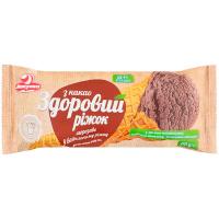 Морозиво Ласунка Здоровий ріжок з какао 110г