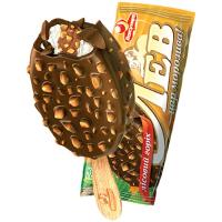 Морозиво Лусунка Лев Золотий горіх 85г