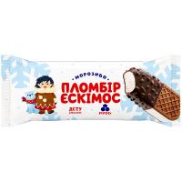 Морозиво Рудь Ескімос сендвіч 80г