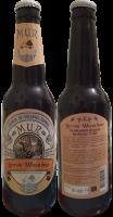 Пиво Mur Brown Wheat beer крафт темне нефільтроване пастеризоване 4,9% 350мл