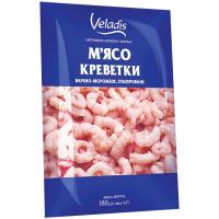 Мясо криветки Veladis вар./м 180г