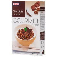 Мюслі Bruggen Гурман шоколад Cruncb 375г