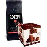 Набір Chocolate Inspiration 200г + Кава Rozzini 250г