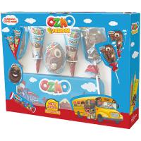 Набір кондитерських виробів Ozmo School + пенал