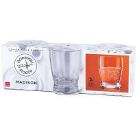 Склянки Bormioli Rocco Madison 3шт*240мл арт.230151C