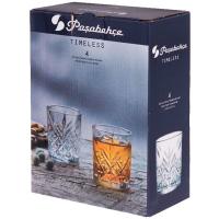 Набір склянок Pasabahce Timeless 4*205мл арт.52810