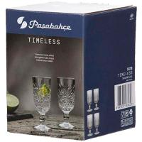 Набір склянок Pasabahce Timeless 4*60мл арт.51729