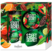 Набір Sweet Secret Шоколад догляд за тілом 300мл+200мл
