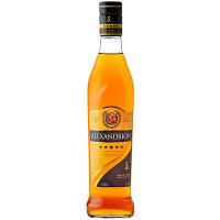 Напій Alexandrion 5* 37.5% 0.5л