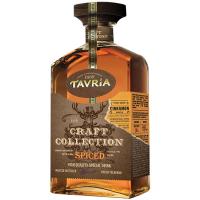 Напій коньячний Таврія Craft Collection Spiced Пряний 35% 0,5л