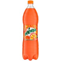 Напій безалкогольний Mirinda Апельсин 1,5л