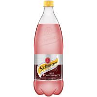Напій безалкогольний Schweppes смак Граната 1л