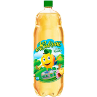 Напій безалкогольний яблуко Живчик 2л