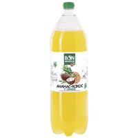 Напій Бон Буассон Ананас-кокос з соком 2л