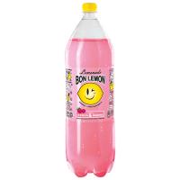 Напій Bon Lemon Лимонад лимон-малина 2л