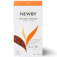 Напій чайний Newby Rooibos Orange 25*2гр