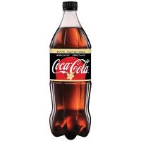 Напій Coca-Cola Zero Ваніла нуль цукру 1л