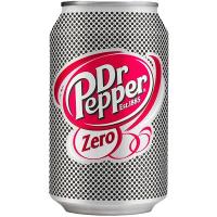 Напій Dr.Pepper Diet б/а сильногазований з/б 330мл