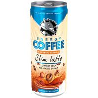 Напій енергетичний Hell Energy Coffe Slim Latte б/а ж/б 250мл х24