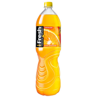 Напій Ifresh соковий б/а Апельсин н/г 1,5л