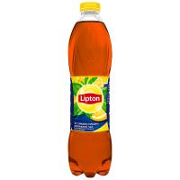 Напій Lipton чорний чай Лимон 1,5л