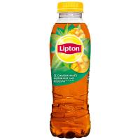 Напій Lipton чорний чай Манго 0,5л