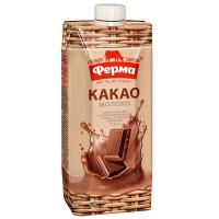 Напій молочний Ферма какао 1,9% тетра/пак 500г