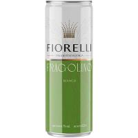 Напій на основі вина Fiorelli Fragolino Bianco біле солодке 7% 0.25л ж/б