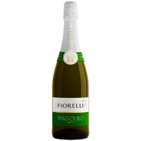 Напій на основі вина Fragolino Fiorelli Bianco біле солодке 7% 0,75л