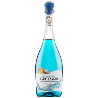 Напій на основі вина La Vida en Colores Blue Hawaii 5% Muscat Alexandria 0,75л